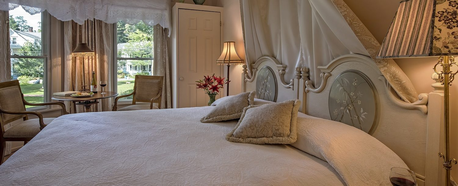 The Spencer Guest Room